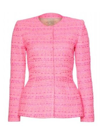 1000  images about Blazer on Pinterest | Tweed jackets Pink