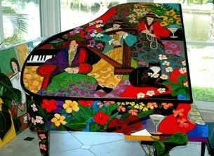 What an amazing piano! I would die! Plus Free lesson at quiescencemusic.com