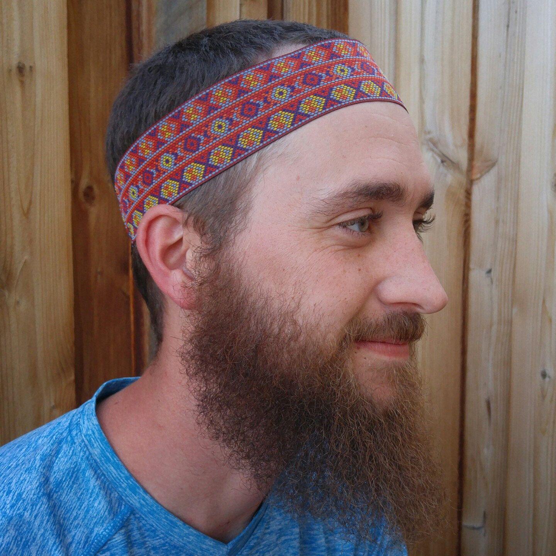 Buy Headbands hippie for men photo picture trends