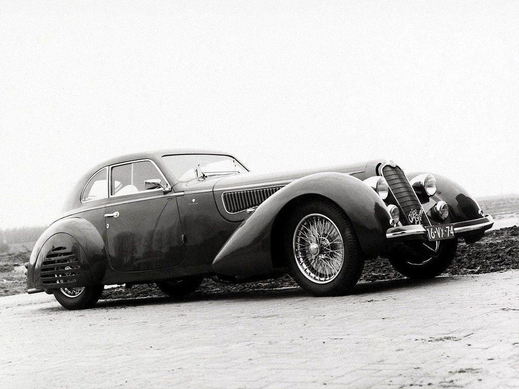 Alfa Romeo 8C 2900B Touring Berlinetta 1938