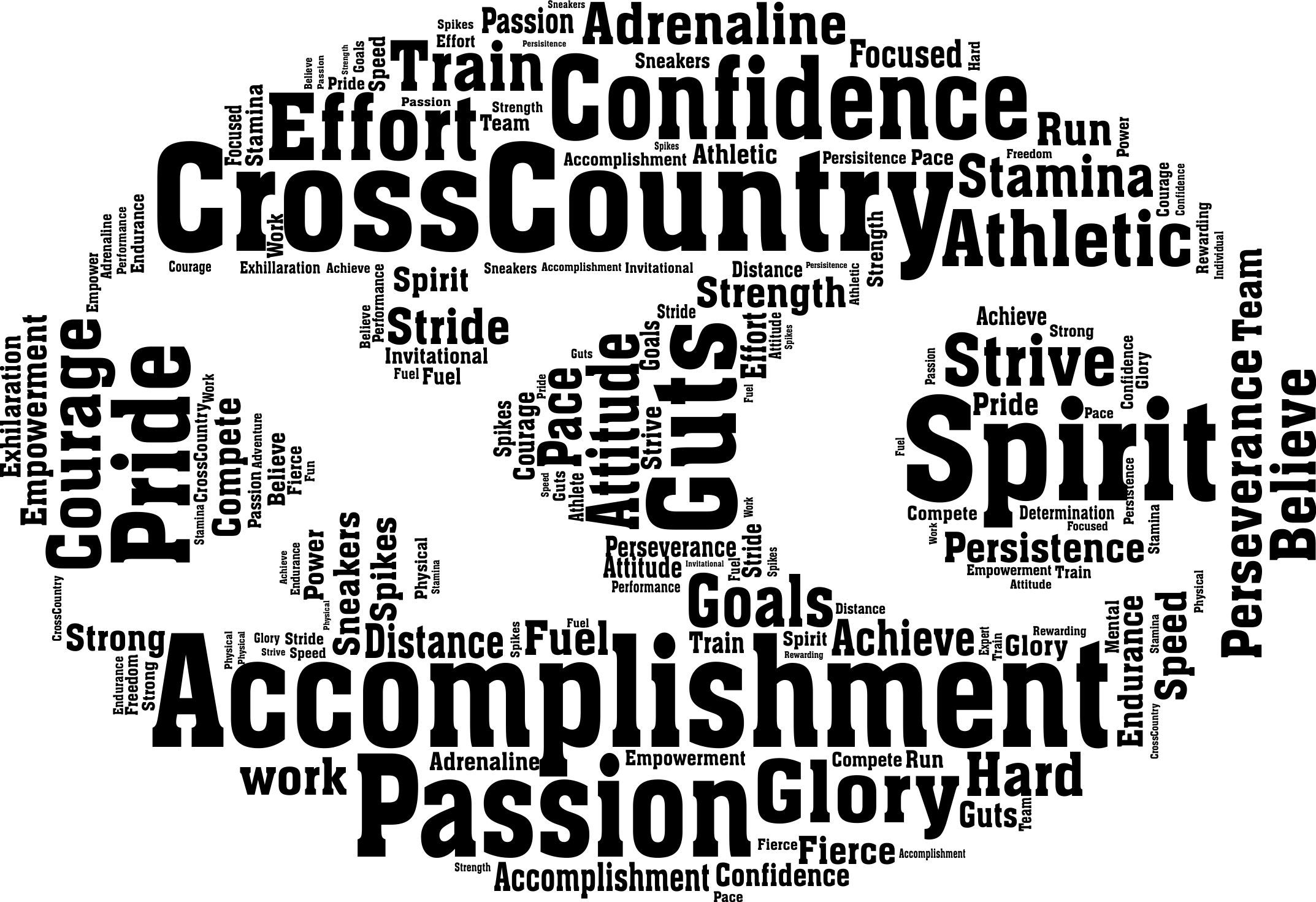 Cross Country Quotes Products  Kv Sports  Running  Pinterest  Cross Country