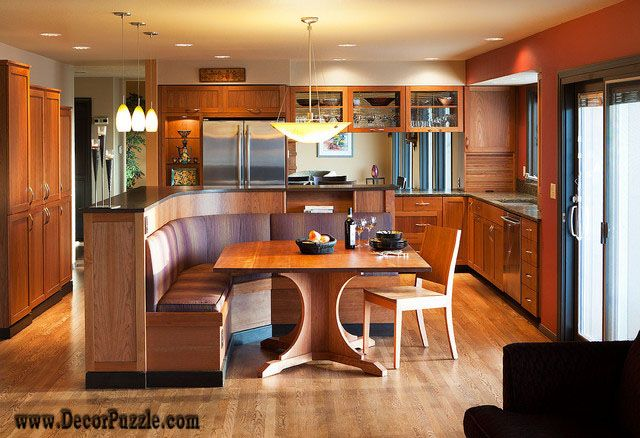 Mid Century Modern Kitchen Cabinets And Furniture