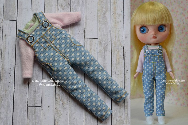 Middie Blythe Overalls | by ronmielshop