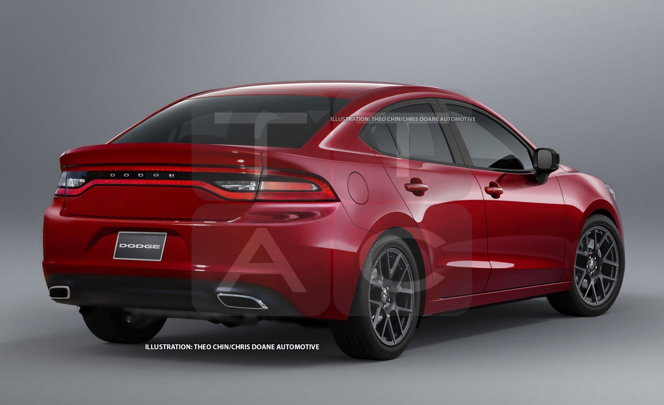2021 Dodge Dart Price, Design and Review