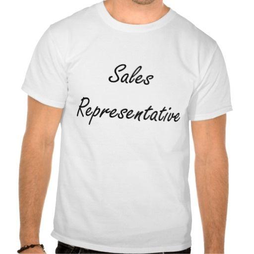 Sales Representative Artistic Job Design T Shirt, Hoodie Sweatshirt