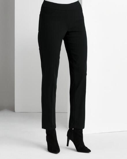 The LOOK Slim Jean -- Classic women's jean with an easy, slimming, trimming fit.