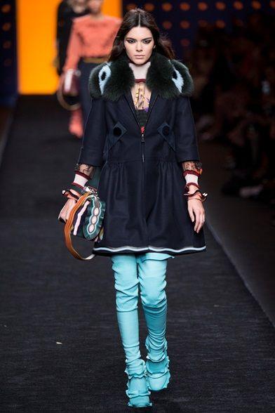 super popular b790e 688e8 Guarda la sfilata di moda Fendi a Milano e scopri la ...