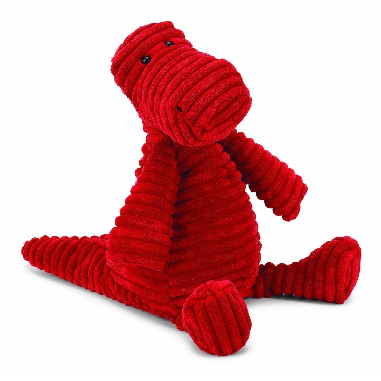 "Medium Cordy Roy Dino 12"" by Jellycat Toys"