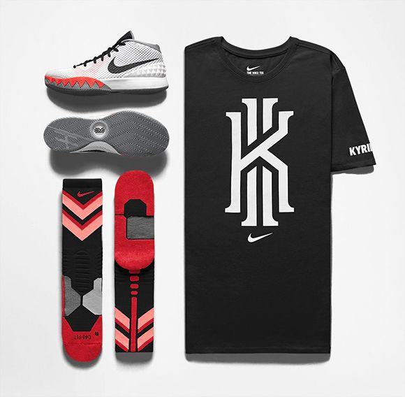 29648604b06 infrared black dove white kyrie irving nike - Google Search ...