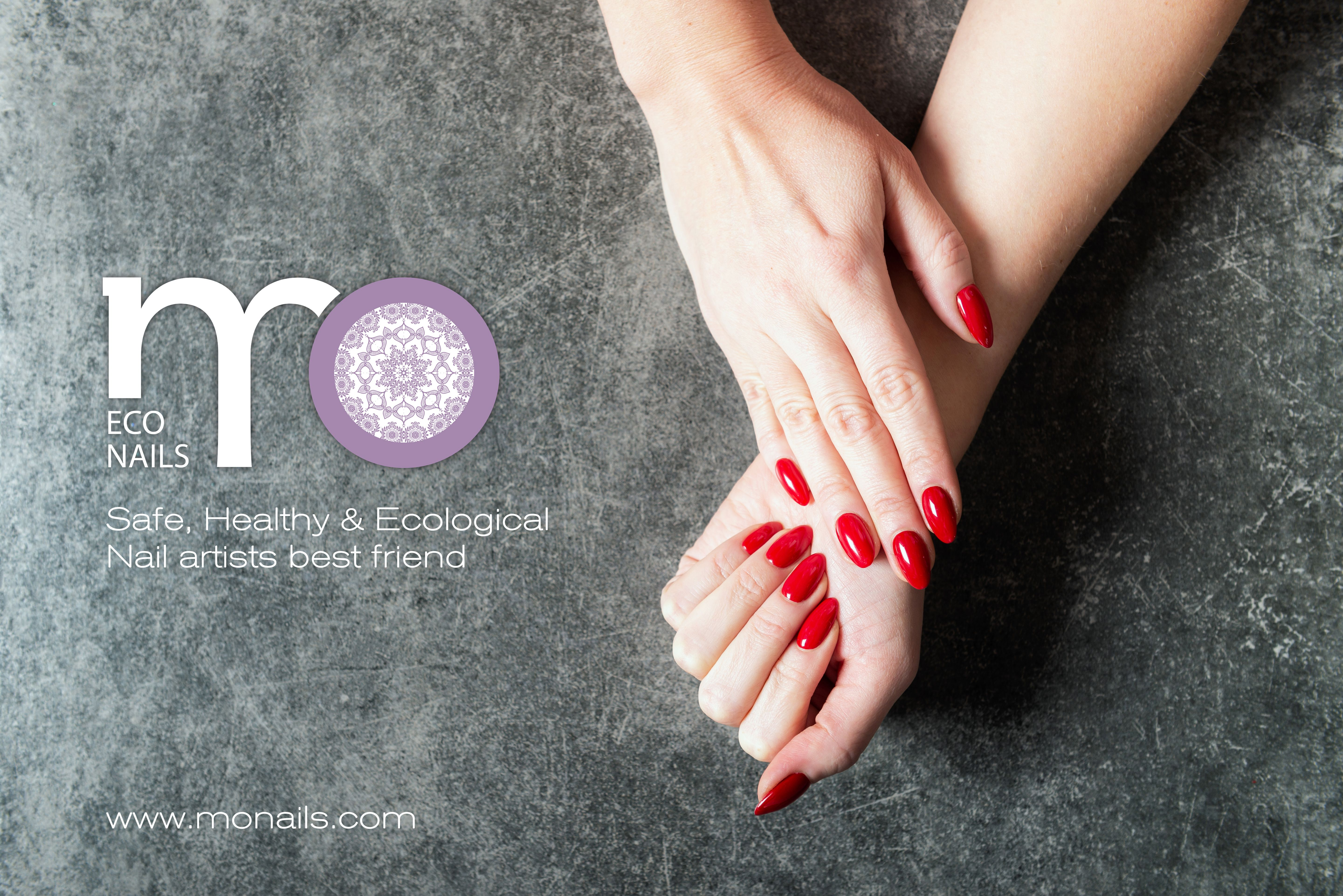 MO Nails quotes... *I AM NOT A COMMON GEL POLISH *I am a
