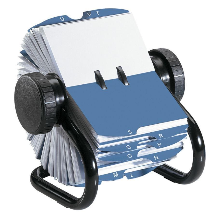 Rolodex Rolodex Business Cards Card Files