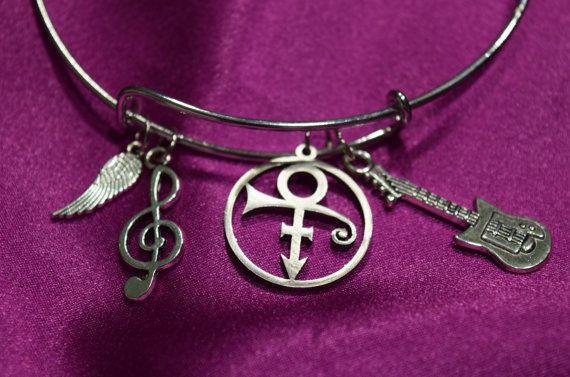 Prince Symbol Prince Symbol Bracelt Prince Rogers Nelson Prince