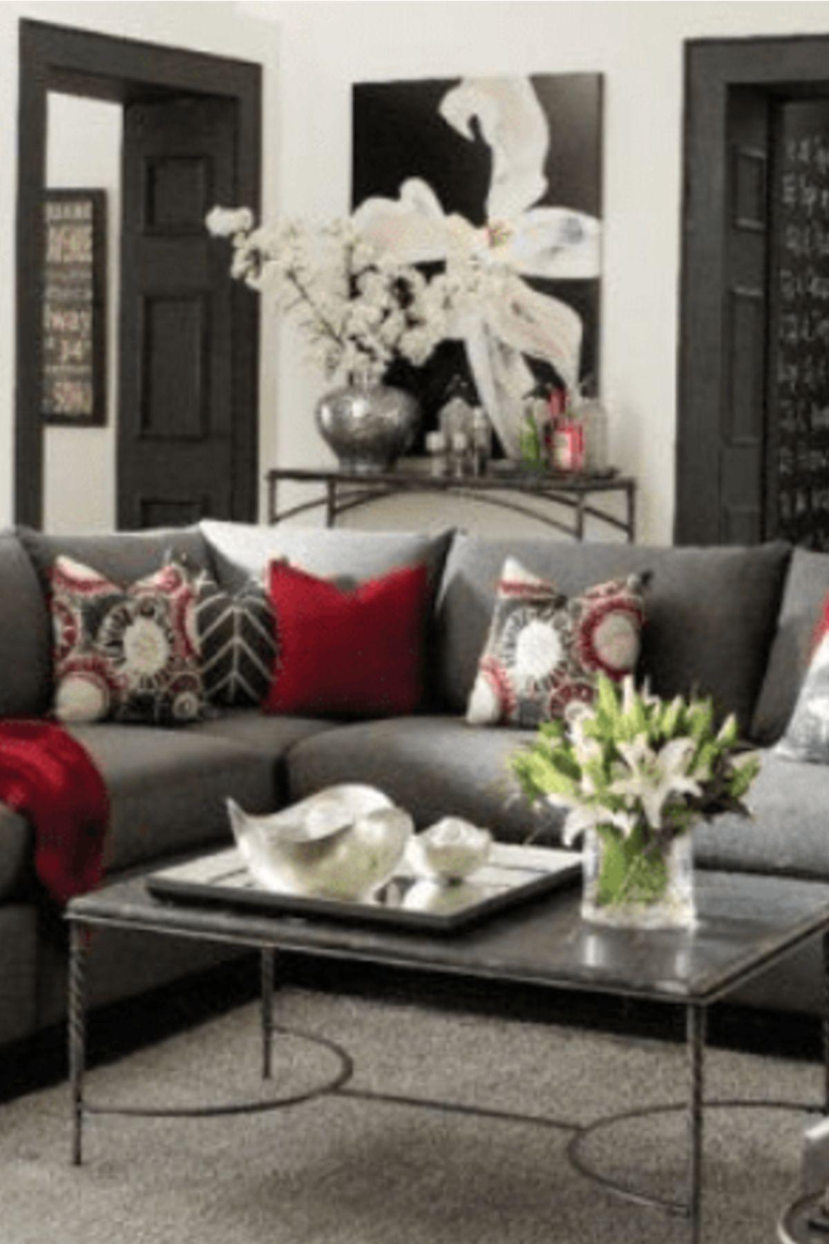 Grey Living Room Decor Ideas Healthy Wealthy Skinny Living