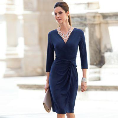 Togethermd Womens Navy Dress Sears Sears Canada Feb 2015 My
