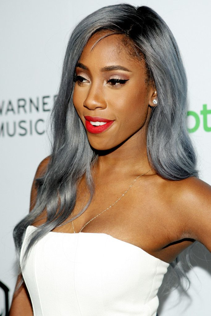 Sevyn Streeter Dyed Hair Hair Sweet 16 Hairstyles