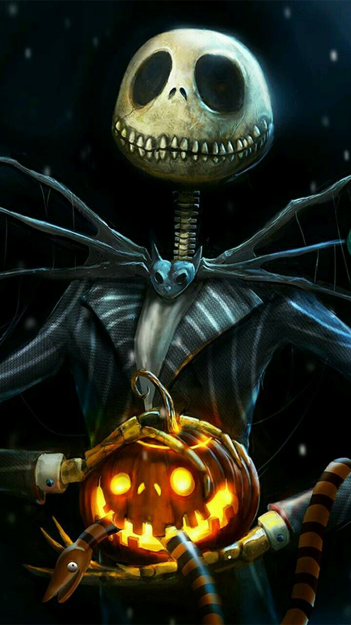 Pin By Tj Perez On Wallpaper Nightmare Before Christmas Jack