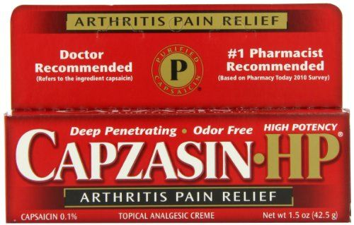 Natural Pain Killers Three Capsaicin Products That You