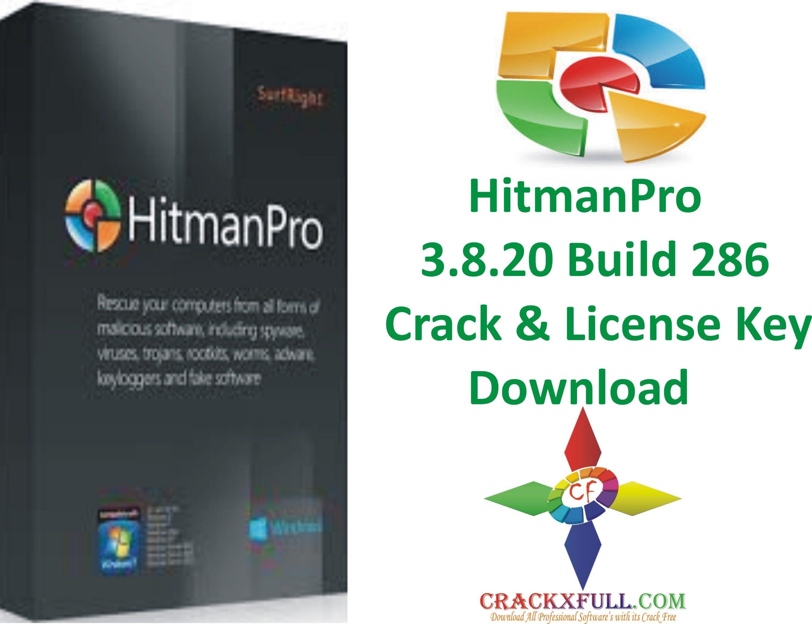 hitman pro 3.8 free download