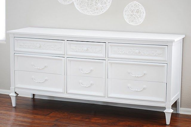 The perfect white: Chantilly Lace (Benjamin Moore) | For the Home ...