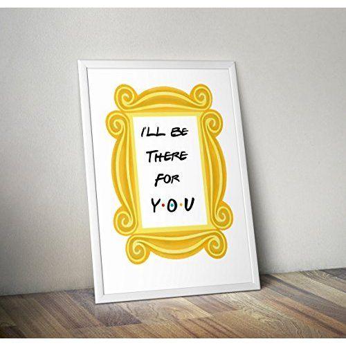 FRIENDS TV ♥♥♥ Frame in Monica\'s door ♥♥♥. #1 Replica FRIENDS ...