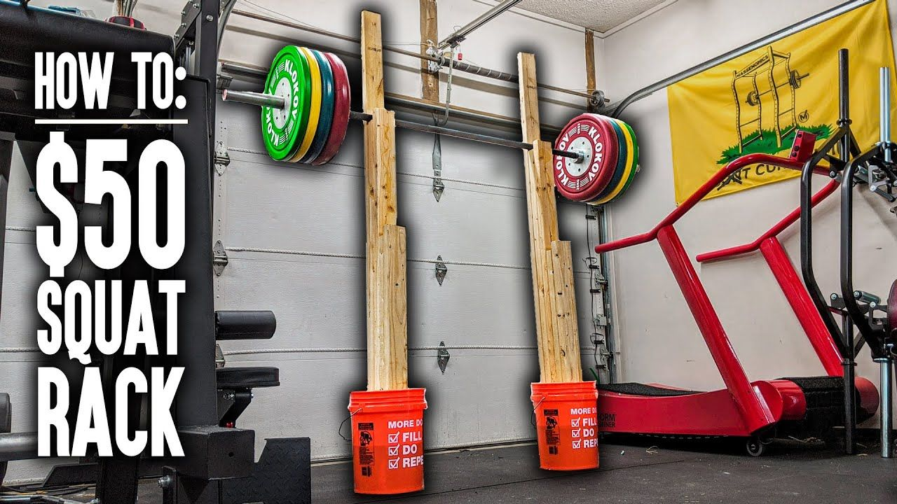 Wooden Squat Stands for Body Workout Squat rack, Squat