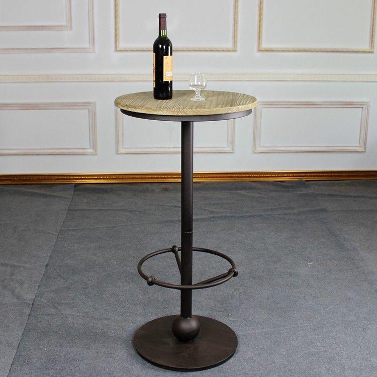 Vintage Bar Table 2