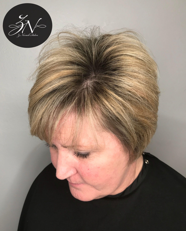 Pixie Haircut Znevaehsalon Salon Knoxvilletn Znevaehsalon
