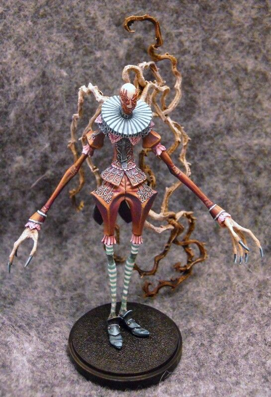 Kingdom Death Slender Man
