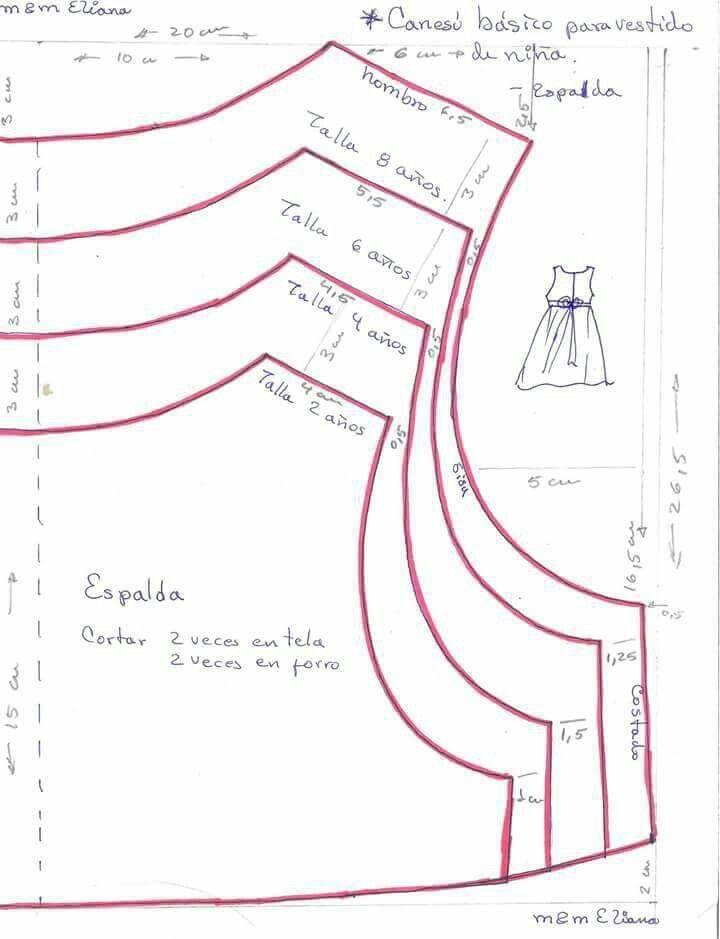 Moldes Patrones De Costura Niño Costura De Vestidos De Niñas Patrones Gratis De Costura