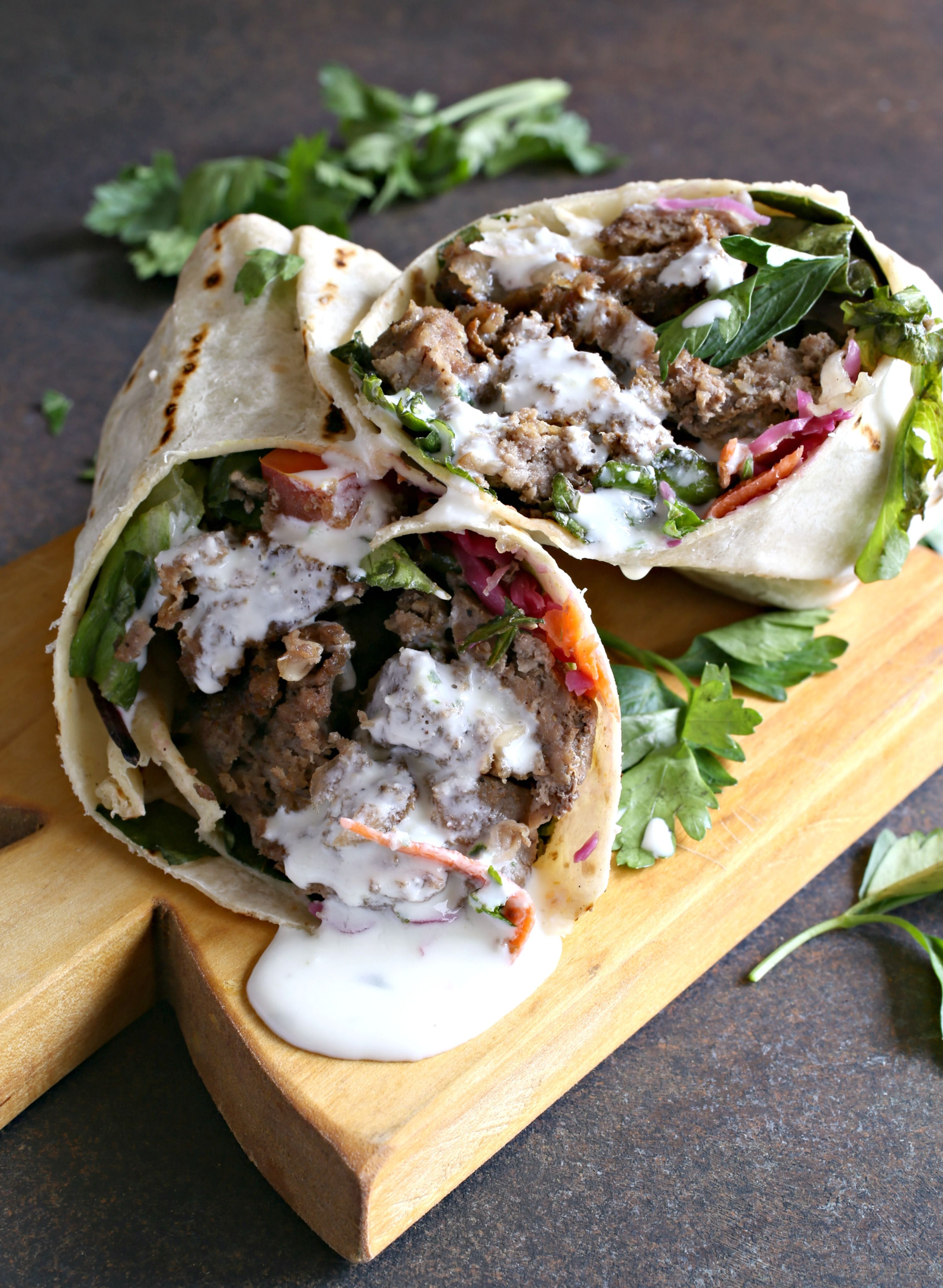 Homemade Doner Kebab Recipe Recipe Kebab Recipes Middle Eastern Recipes Recipes