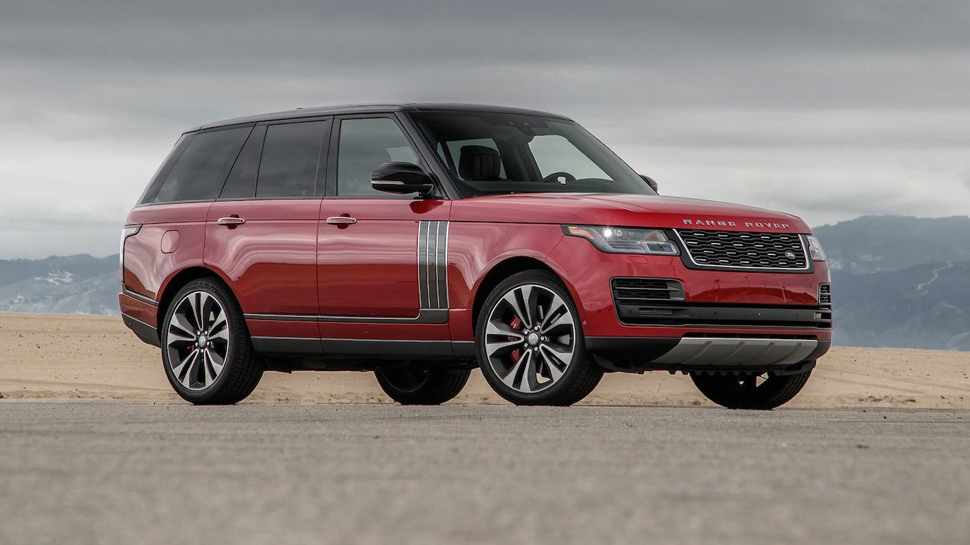 Range Rover Supercharged SVAutobiography Dynamic (2018