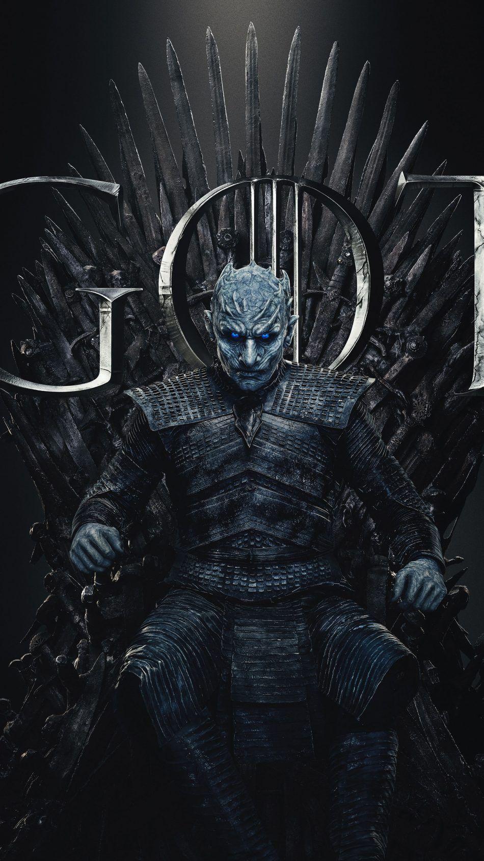 Night King Game Of Thrones Season 8 Kings Game Night King