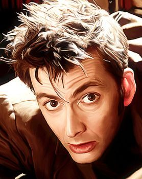 'Doctor Who' Fan Art Appreciation Day! | nerdbastards.com  |Doctor Who Art Poo