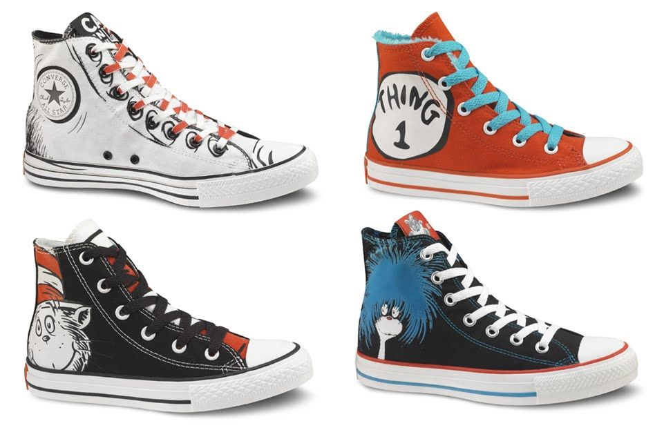 45205137ab15 Cat in the Hat by Converse