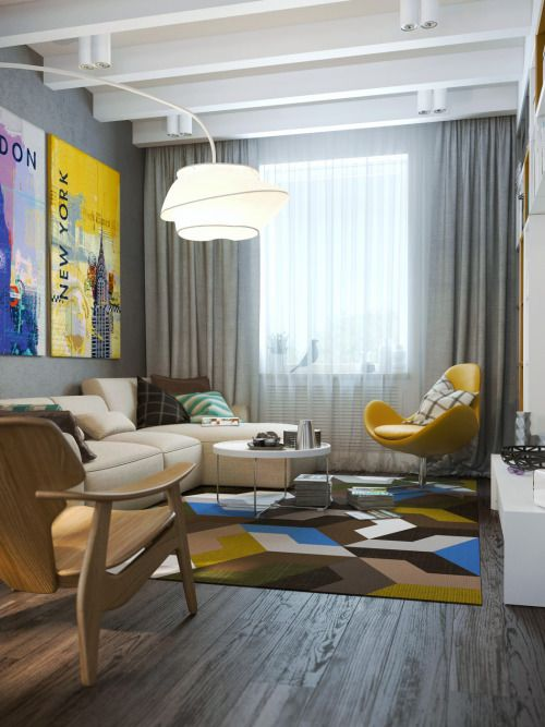 Home designing via exposed concrete walls ideas inspiration