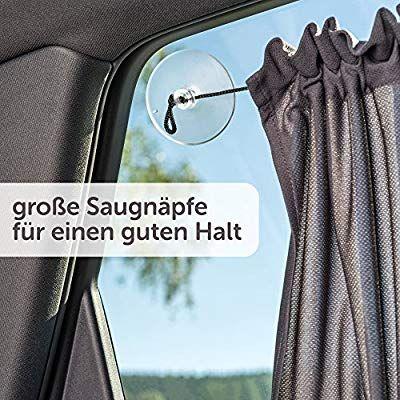 Sonnenschutz fürs Auto / Baby mit VorhangFunktion für