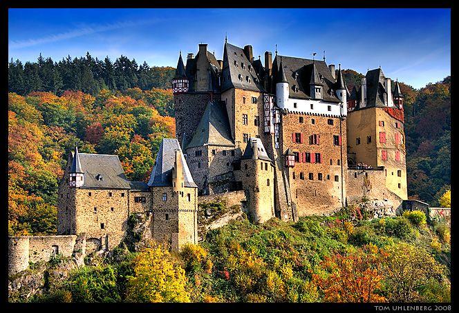 Burg Eltz, Rheinland-Pfalz, Germany