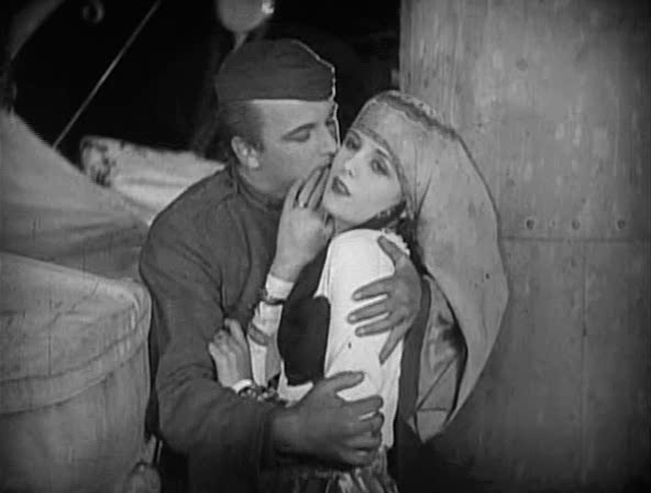 William Boyd and Mary Astor star in the Academy Award winning film,  Two Arabian Knights