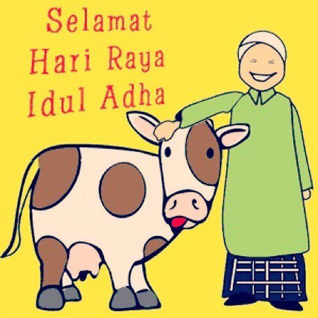 Selamat Hari Raya Idul Adha... . Apa Yang Jamaah Qurban