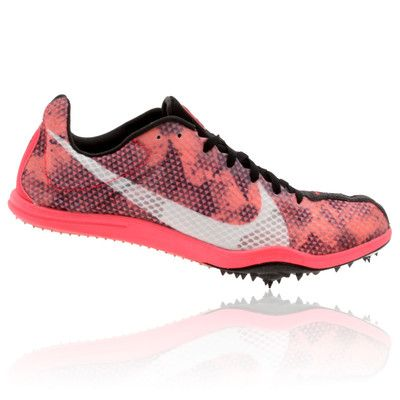 meet 1e8b7 f275e Nike Zoom W 4 Womens Middle Distance Running Spikes - SU14 picture 1