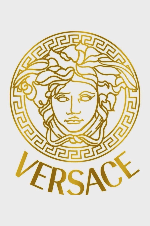 Pin by Amber on Logos Versace logo, Versace wallpaper