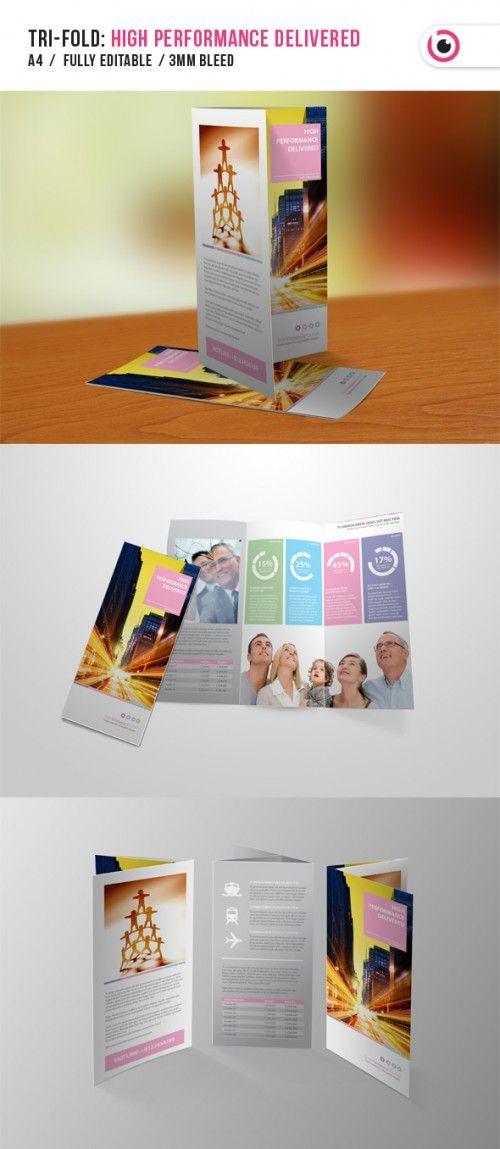 Christian Church Religious - Adobe InDesign Brochure Template - religious brochure