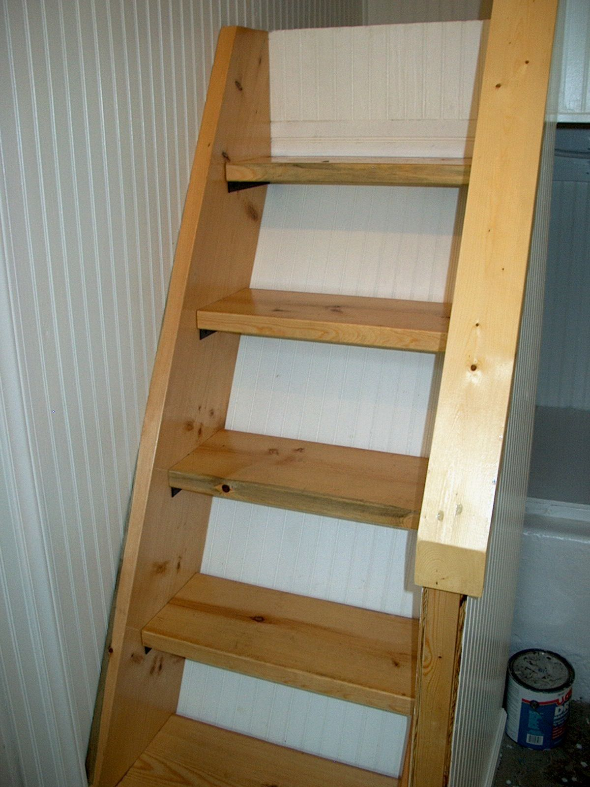 Best Ship S Ladder To Cellar Loft At My Grandmother S House 400 x 300