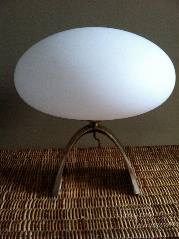Mid century modern brass table lamps - Mid Century Modern Brass Table Lamps