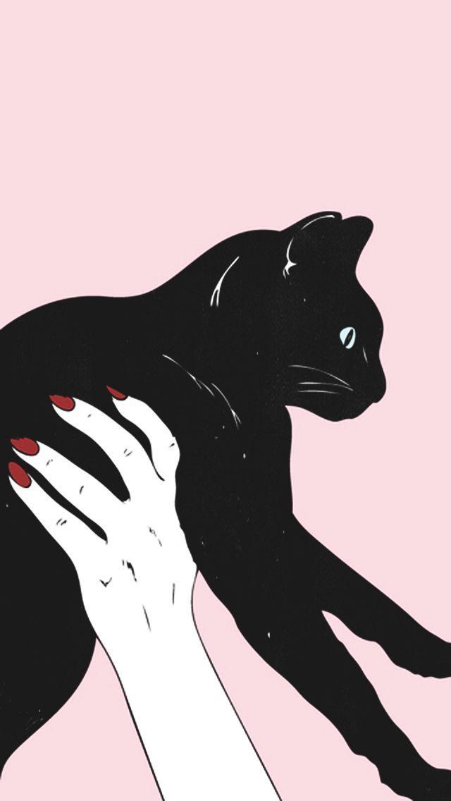 1000 Ideas About Tumblr Wallpaper On Pinterest Wallpapers Nike Cat Wallpaper Cute Wallpapers Cat Art