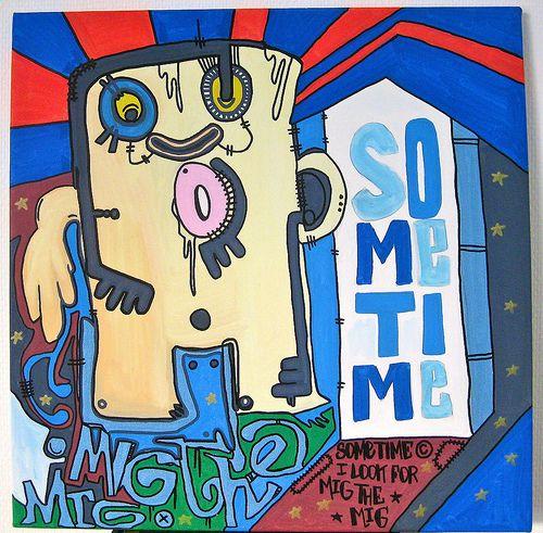 Mig the Mig by Tarek