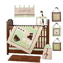 "Pam Grace Creations Baby Bear 10 Piece Bedding Set - Pam Grace Creations - Babies ""R"" Us"