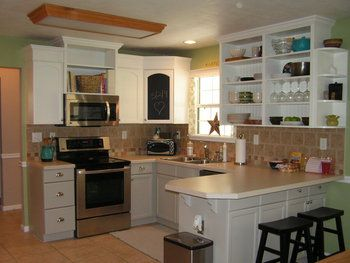 Small Kitchen Remodeling 11 X 8  Google Search If We Can Open Up Classy 11 X 8 Kitchen Designs Decorating Design