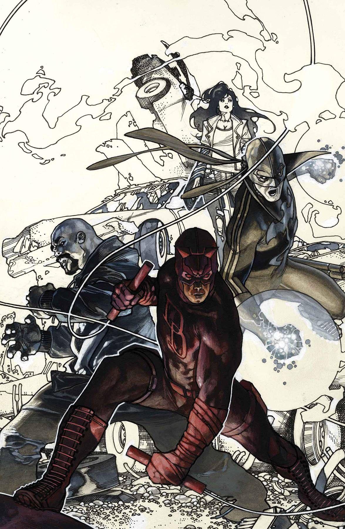 Defenders 2 (Cover B Simone Bianchi) Dibujos, Cómics