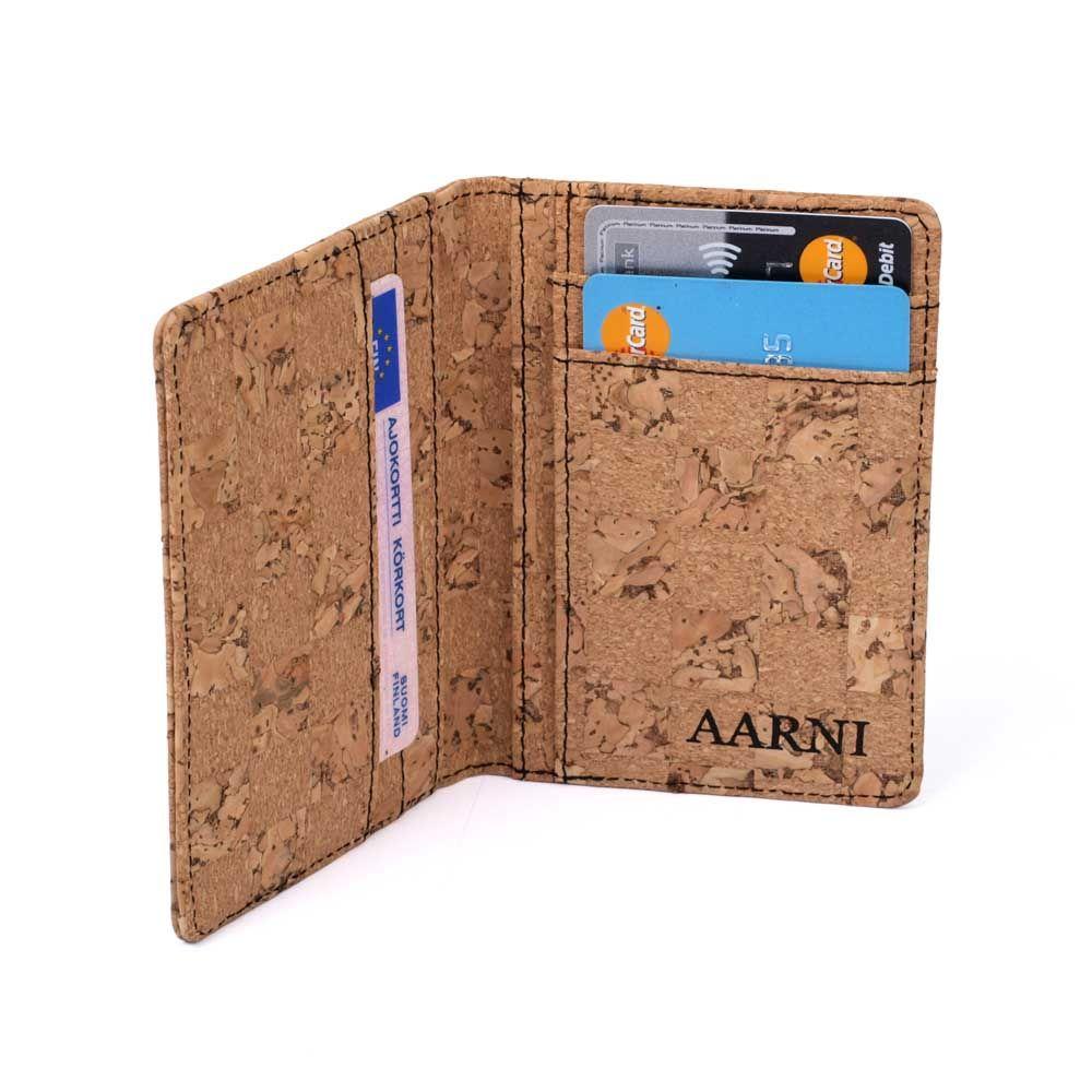 4bb816f3d Korková peňaženka Svetlá hnedá | Peňaženky|Puzdrá na karty | Wallet ...